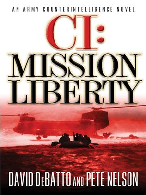 cover image of Mission Liberty