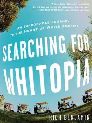 cover image of Searching for Whitopia