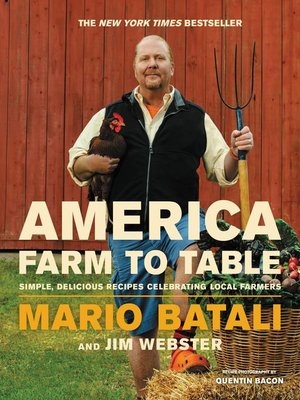 cover image of America—Farm to Table