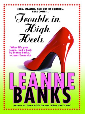 cover image of Trouble in High Heels
