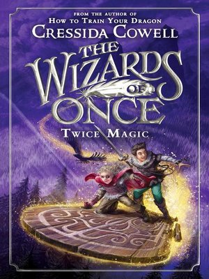 cover image of The Wizards of Once--Twice Magic