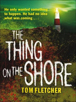 cover image of The Thing on the Shore