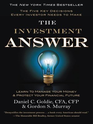 cover image of The Investment Answer