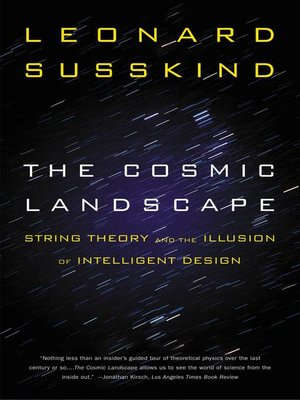 cover image of The Cosmic Landscape