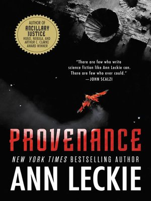 cover image of Provenance