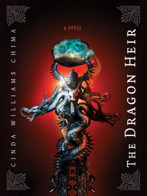 cover image of The Dragon Heir