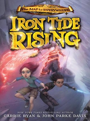 cover image of Iron Tide Rising