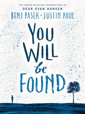 cover image of You Will Be Found