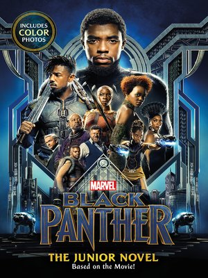 cover image of MARVEL's Black Panther--The Junior Novel