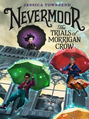 cover image of The Trials of Morrigan Crow