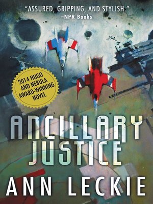 cover image of Ancillary Justice