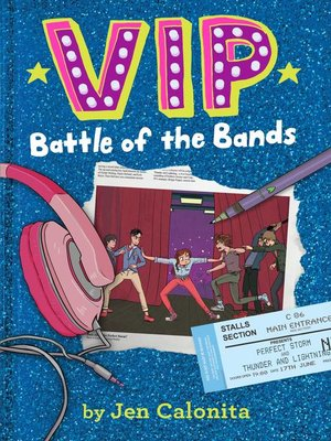 cover image of Battle of the Bands
