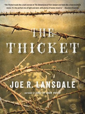 cover image of The Thicket