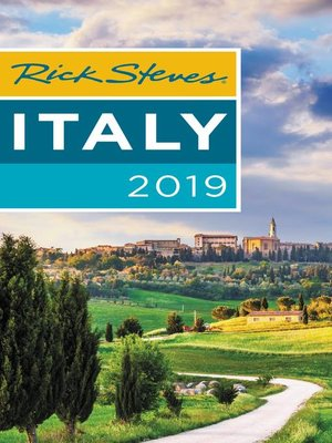 cover image of Rick Steves Italy 2019