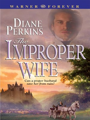 cover image of The Improper Wife