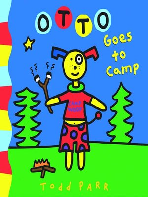 cover image of Otto Goes to Camp