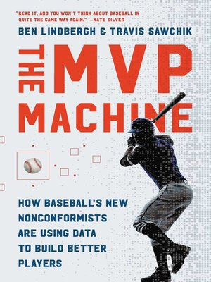 cover image of The MVP Machine