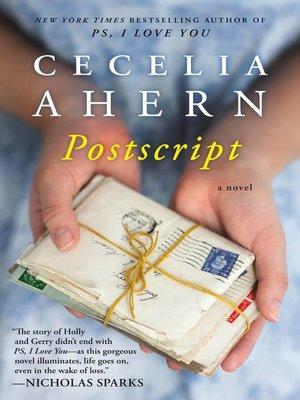cover image of Postscript