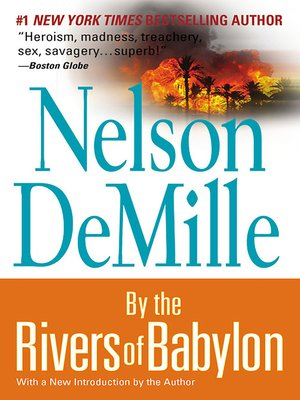 By The Rivers Of Babylon Nelson Demille Author