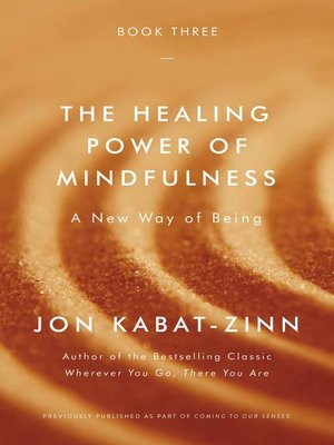 cover image of The Healing Power of Mindfulness