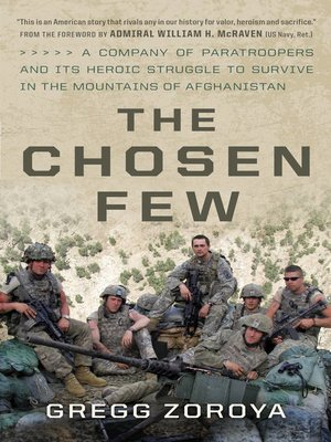cover image of The Chosen Few