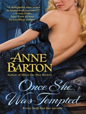 cover image of Once She Was Tempted