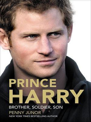 cover image of Prince Harry