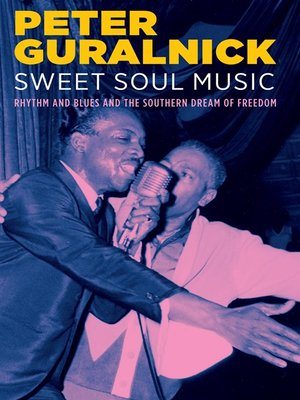 cover image of Sweet Soul Music