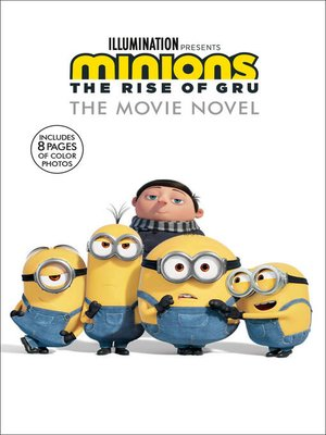 cover image of Minions: The Rise of Gru - The Movie Novel