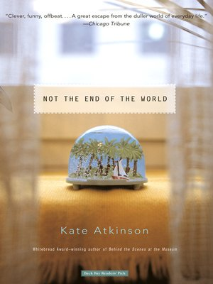 cover image of Not the End of the World
