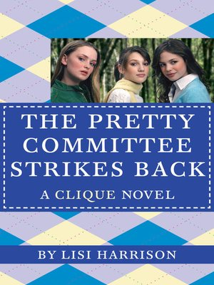 cover image of The Pretty Committee Strikes Back