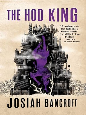 cover image of The Hod King