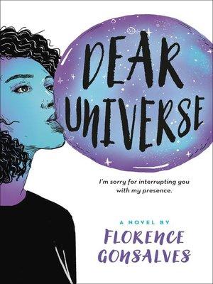 cover image of Dear Universe