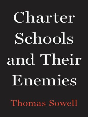 cover image of Charter Schools and Their Enemies