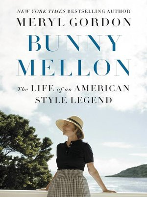 cover image of Bunny Mellon