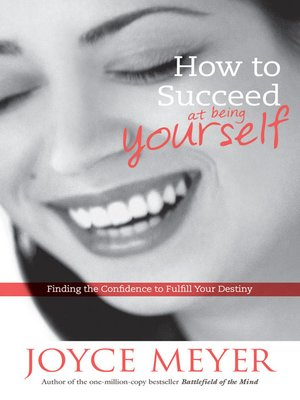 cover image of How to Succeed at Being Yourself
