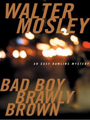 cover image of Bad Boy Brawly Brown