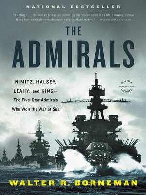 cover image of The Admirals