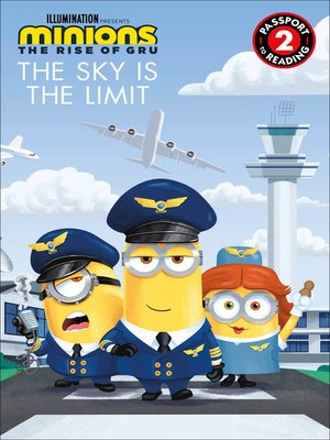 cover image of Minions: The Rise of Gru - Leveled Reader