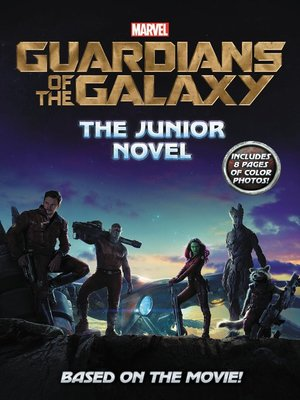 cover image of Marvel's Guardians of the Galaxy