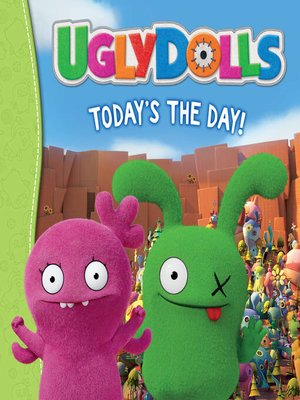 cover image of UglyDolls Storybook Plus