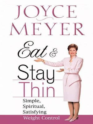 cover image of Eat and Stay Thin