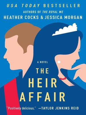 cover image of The Heir Affair