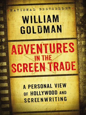 cover image of Adventures in the Screen Trade