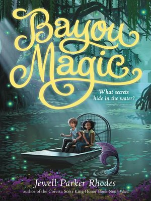 cover image of Bayou Magic