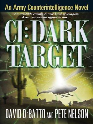 cover image of Dark Target
