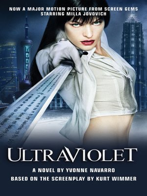 cover image of Ultraviolet