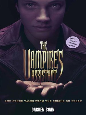 cover image of The Vampire's Assistant and Other Tales from the Cirque Du Freak
