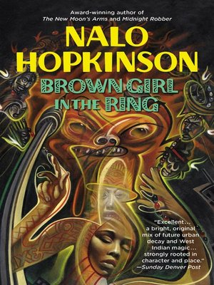 cover image of Brown Girl in the Ring