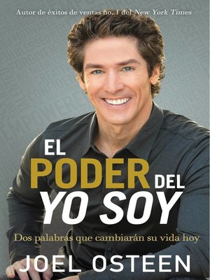 cover image of El poder del yo soy